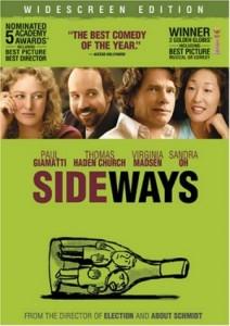 (c) Sideways