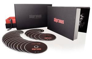 Box set (c) Os Sopranos