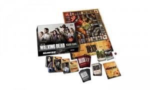 Jogo de tabuleiro (c) The Walking Dead