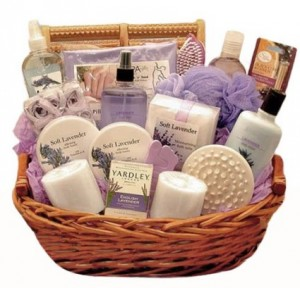 Kit Spa Lavanda (c) Amazon