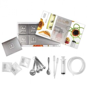 Kit cozinha molecular