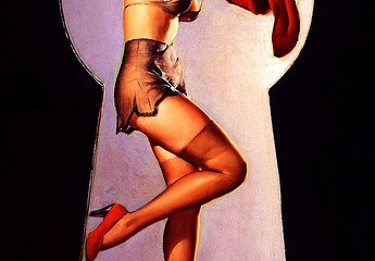 Pin-Up Poster (c) Amazon
