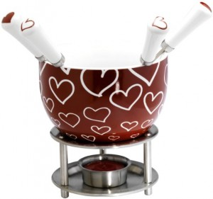(c) Kit fondue