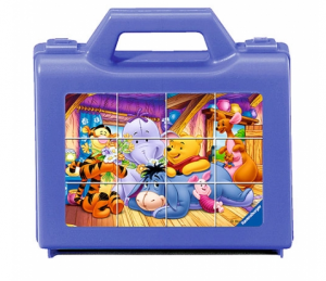 Puzzle (c) Winnie the Pooh