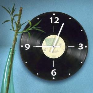 Relógio de vinil (c) Jeff Davis