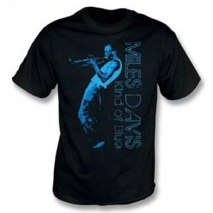 (c) T-shirt Miles Davis